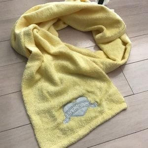 Baby Yellow Bebe Scarf